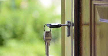 Le chiavi di casa.