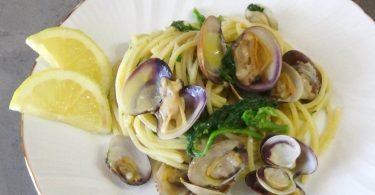 Ricetta spaghetti vongole e broccoli