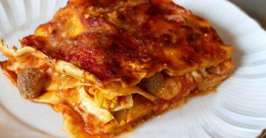 La Lasagna, la regina del Carnevale